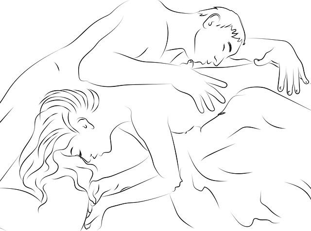 nahá dvojice