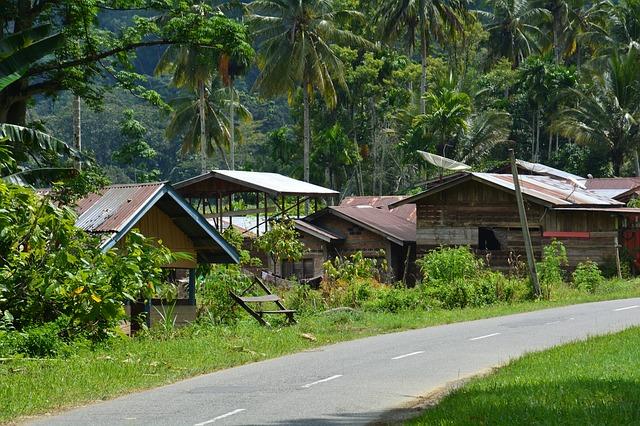 indonésie sumatra