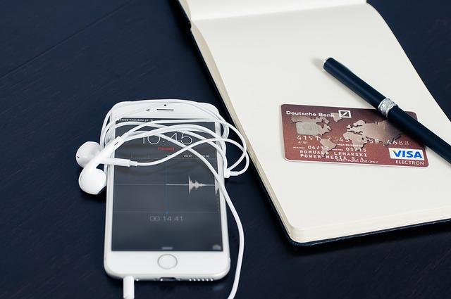 nákup přes iphone