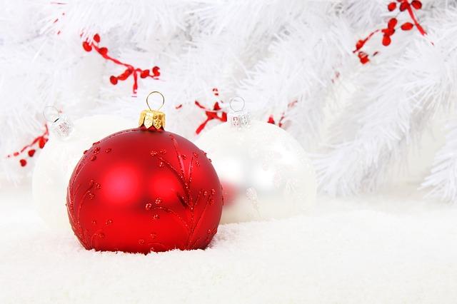vánoční kuličky