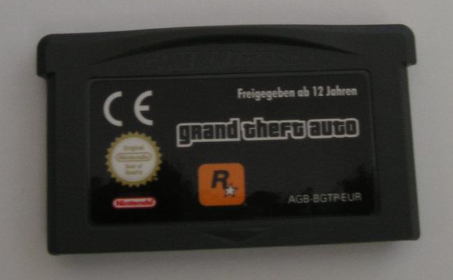 černá cartridge